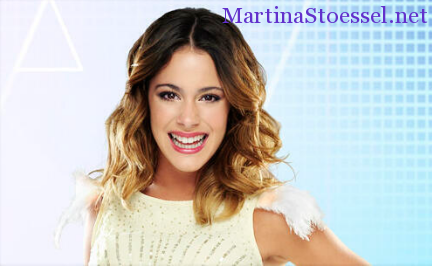 Photoshop de Martina Stoessel